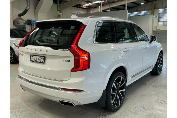 2019 MY20 Volvo XC90 L Series MY20 T6 Geartronic AWD Inscription Suv Image 4