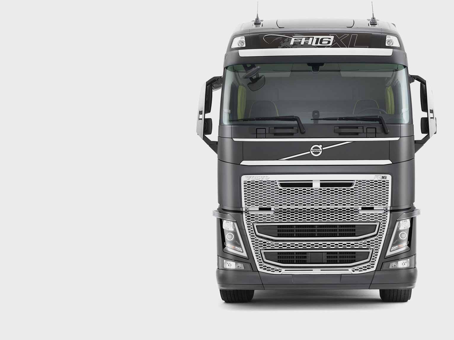 The new Volvo FH16 Peerless Design