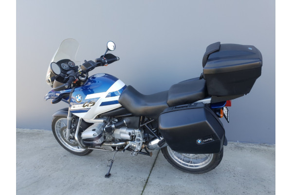 2000 BMW R 1150 GS Motorcycle Image 2