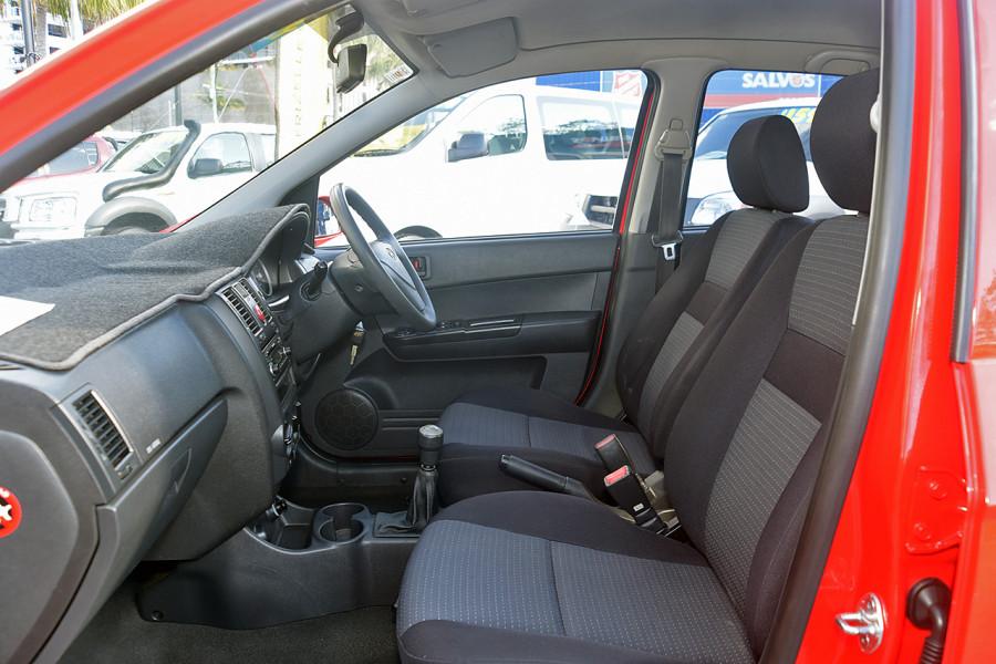 2010 MY09 Hyundai Getz TB MY09 S Hatchback Mobile Image 8