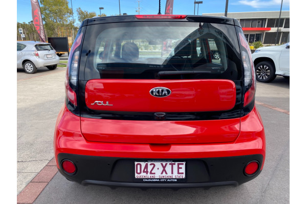 2017 MY18 Kia Soul PS  Si Hatchback Image 5