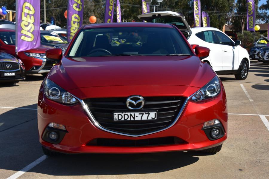 2016 Mazda 3 BM Series SP25 Sedan Sedan Image 13