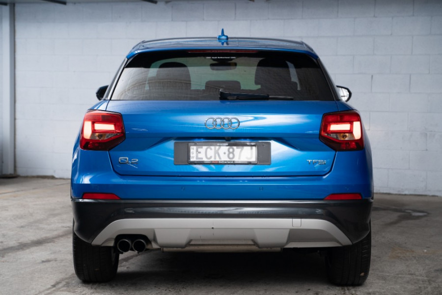 2016 Audi Q2 design