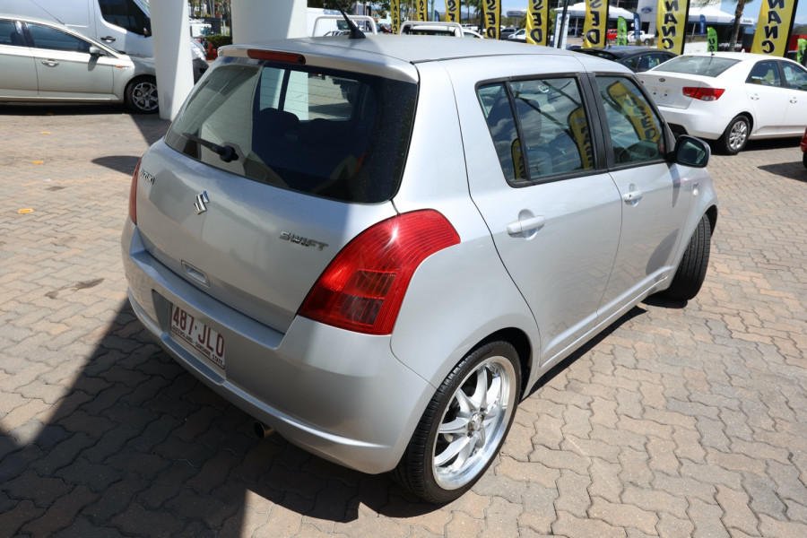 2006 Suzuki Swift RS415 RS415 Hatch Image 3