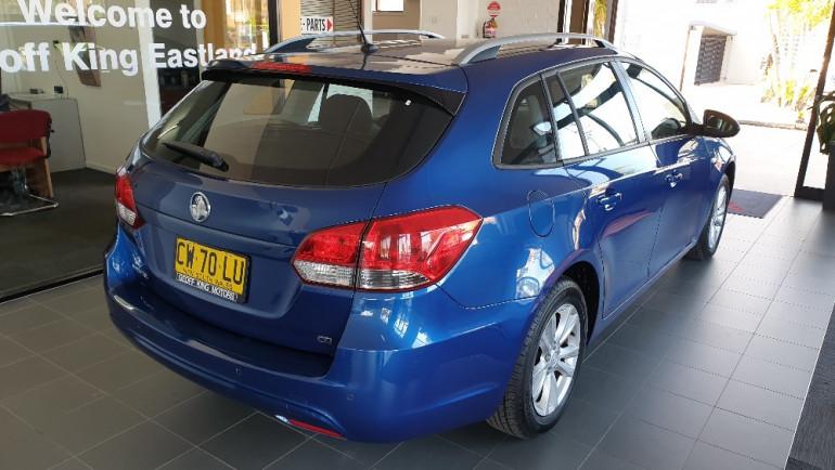 2014 Holden Cruze JH Series II CD Wagon Image 6