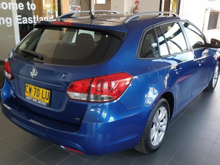 2014 Holden Cruze JH Series II CD Wagon