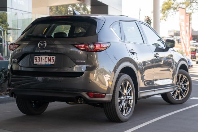 2021 Mazda CX-5 KF Series Akera Suv Mobile Image 2
