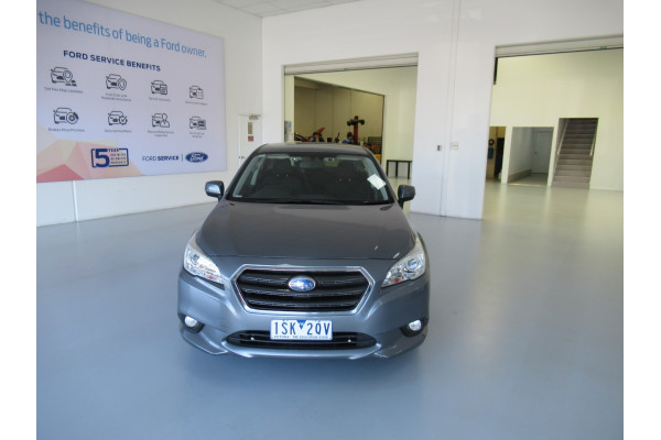 2016 Subaru Liberty 6GEN 2.5i Sedan Image 3