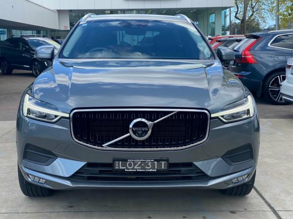 2017 MY18 Volvo XC60 246 MY18 D4 Momentum (AWD) Suv