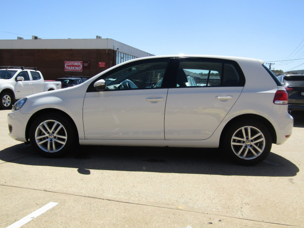2012 MY12.5 Volkswagen Golf Hatchback
