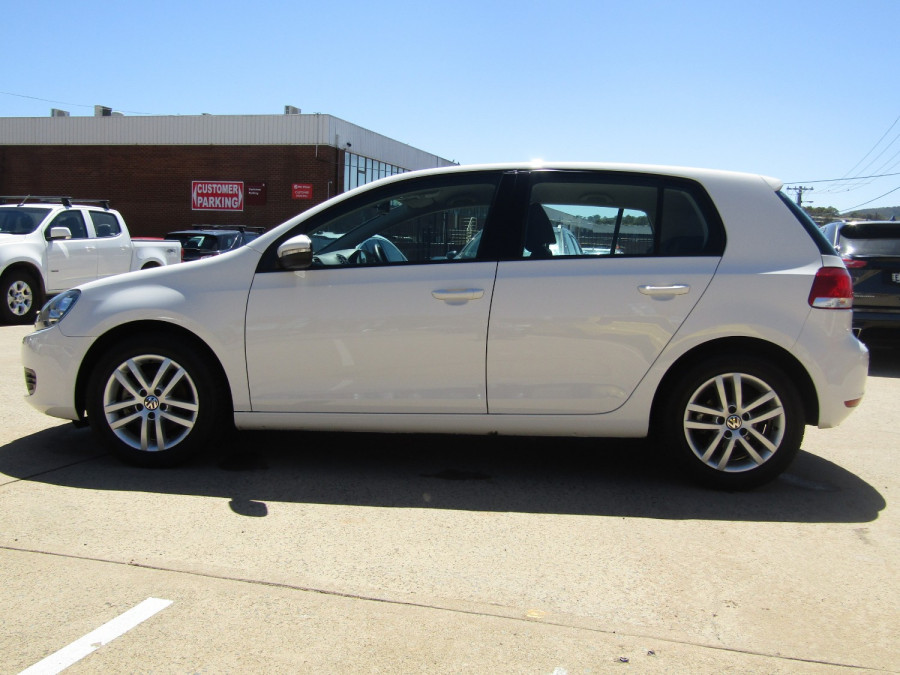 2012 MY12.5 Volkswagen Golf Hatchback Image 4