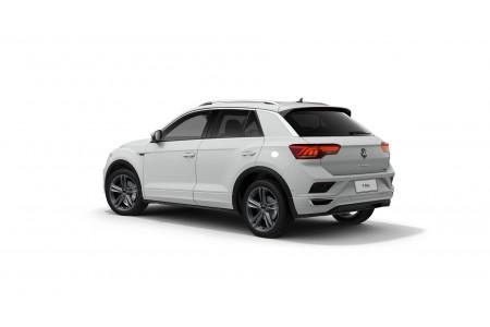 2021 Volkswagen T-Roc A1 140TSI Sport 4 motion wagon Image 3
