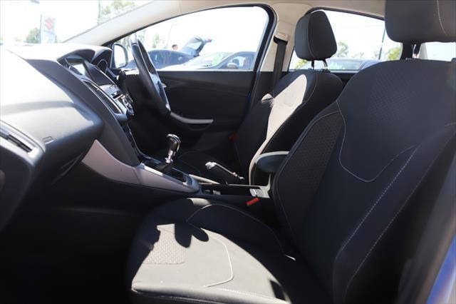 2016 Ford Focus LZ Sport Hatchback Image 10