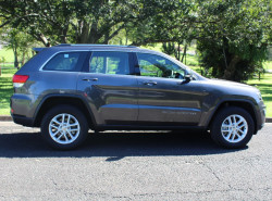 2016 MY17 Jeep Grand Cherokee WK Laredo Wagon