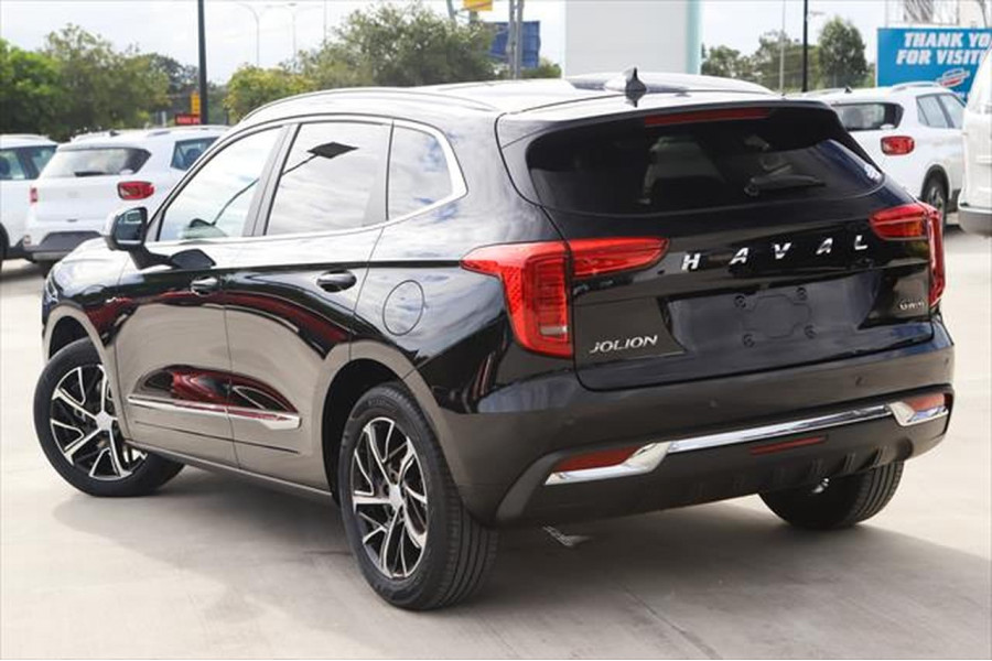 2021 Haval Jolion A01 Ultra LE Wagon