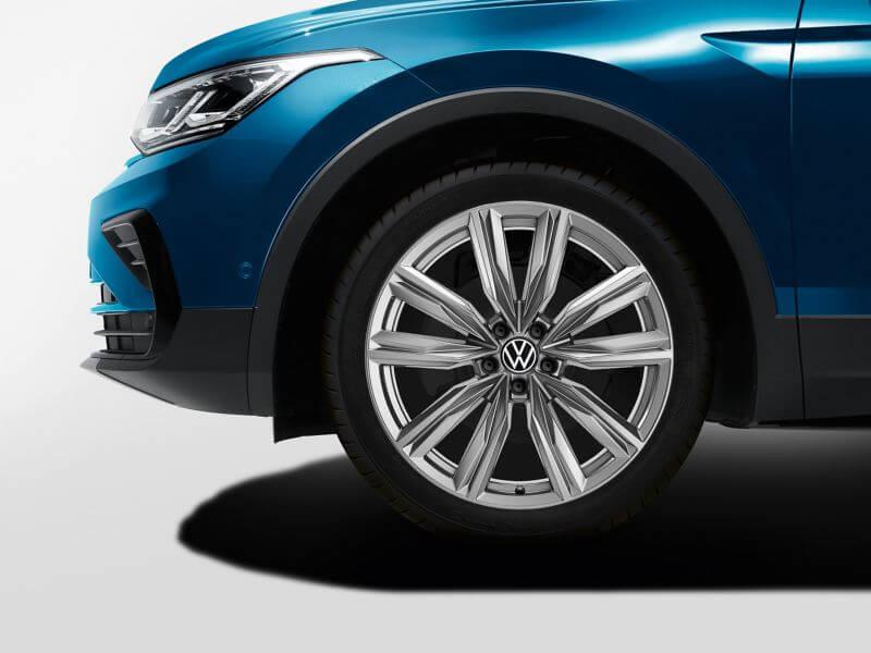 """20"""" Kapstadt alloy wheel"""