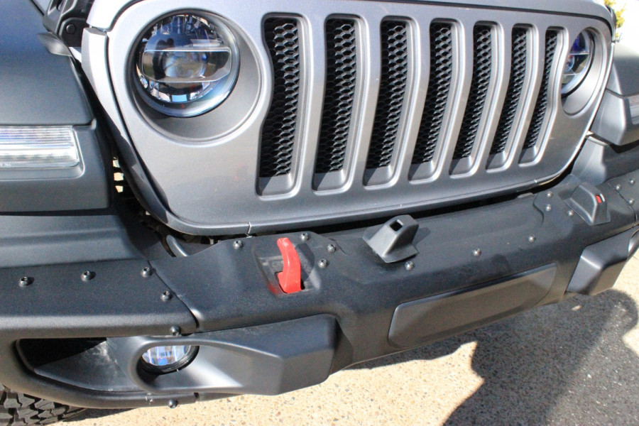 2020 MY0  Jeep Wrangler JL Rubicon Unlimited Hardtop Image 6