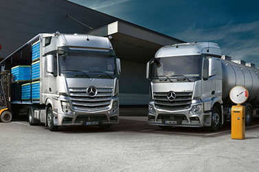 Actros Product groups