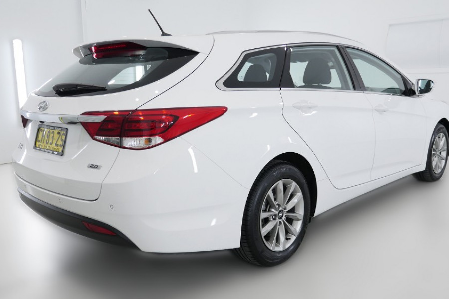 2016 Hyundai I40 VF4 Series II Active Wagon