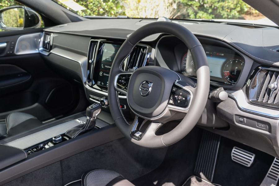 2019 MY20 Volvo S60 Z Series T5 R-Design Sedan Mobile Image 5