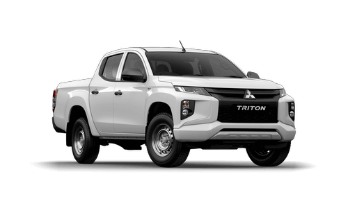 20MY TRITON GLX 4WD DOUBLE CAB - PICK UP MANUAL