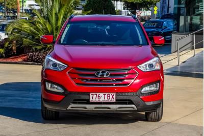 2013 Hyundai Santa Fe DM Active Suv Image 2