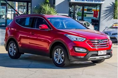 2013 Hyundai Santa Fe DM Active Suv Image 4