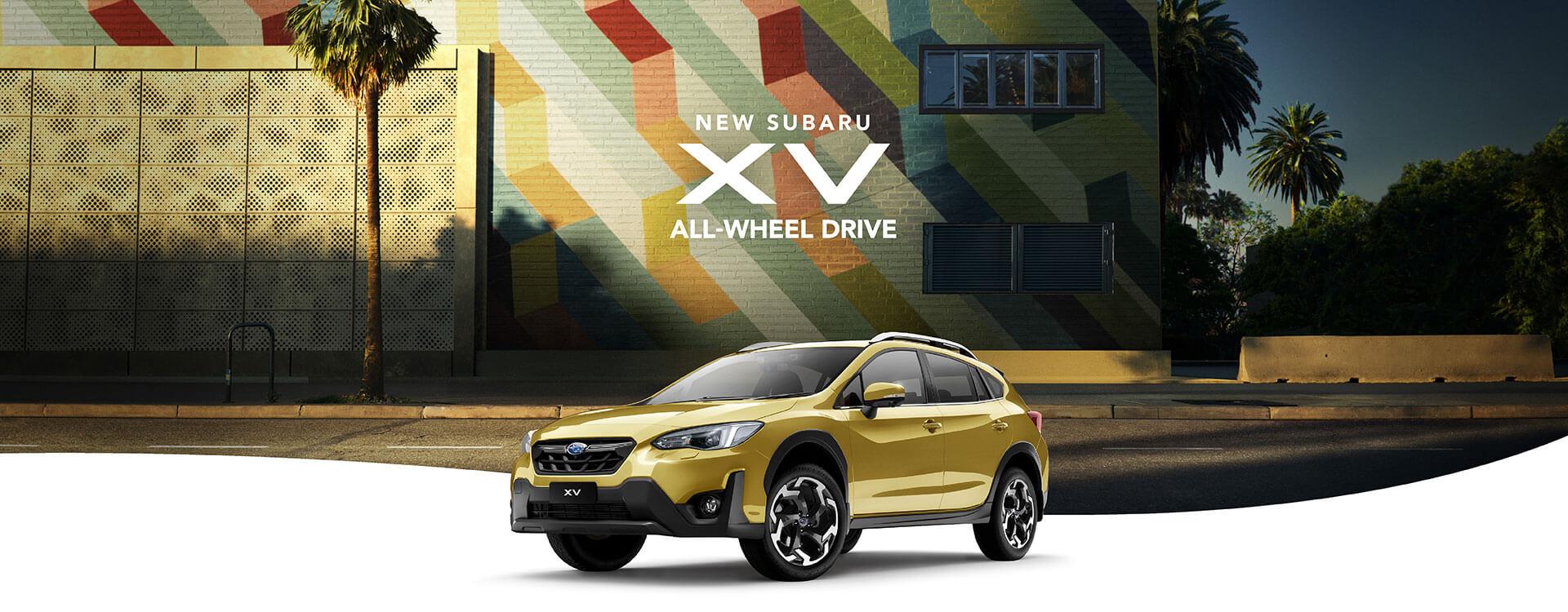 New Subaru XV Image
