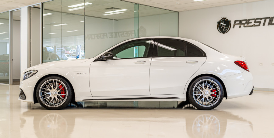 2016 MY07 Mercedes-Benz C-class W205  C63 AMG S Sedan Image 7