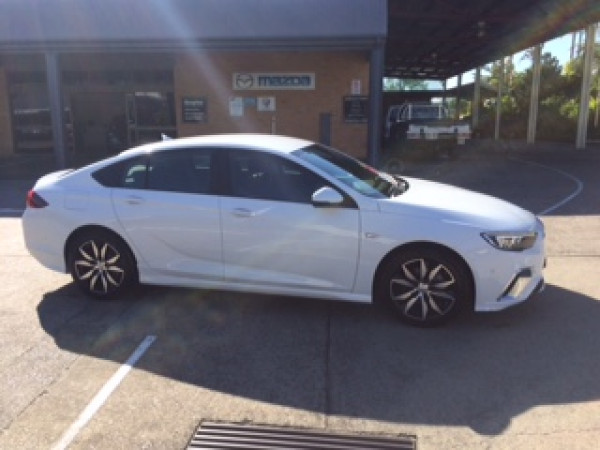 2018 Holden Commodore ZB MY18 RS Liftback