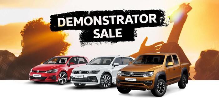 The Volkwagen Demonstrator Event