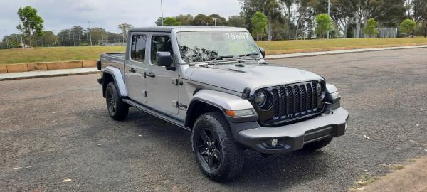 2021 Jeep Gladiator JT  V2 Night Eagle Night Eagle Utility - dual cab