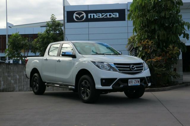 2020 MY18 Mazda BT-50 UR 4x4 3.2L Dual Cab Pickup XTR Utility
