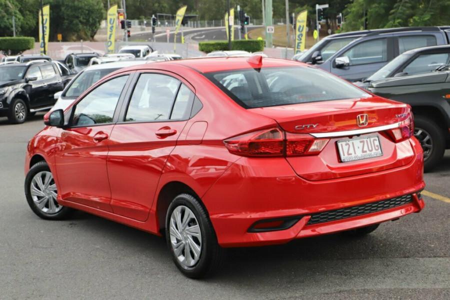 2020 Honda City Sedan