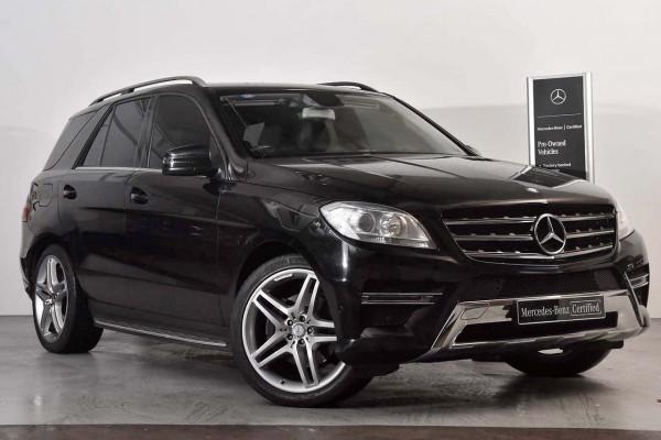 Mercedes-Benz M-class ML250 BlueTEC W166