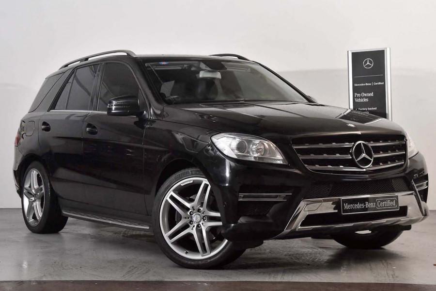 2013 Mercedes-Benz M-class ML250 BlueTEC