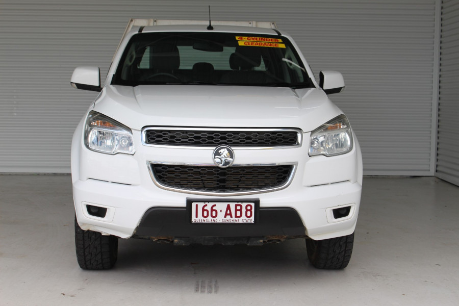 2016 Holden Colorado RG MY16 LS Cab chassis Image 3
