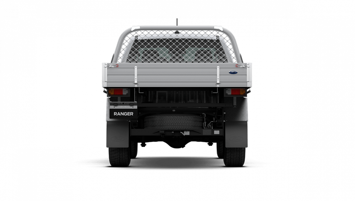 2020 MY21.25 Ford Ranger PX MkIII XLT Double Cab Chassis Cab chassis Image 2