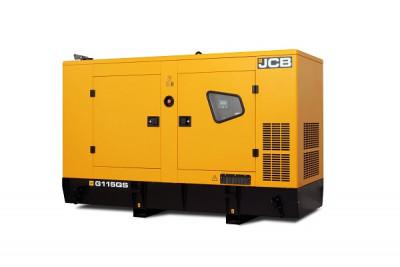 New JCB 65-140 kVA Generators