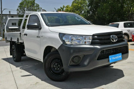 Toyota Hilux Workmate 4x2 TGN121R