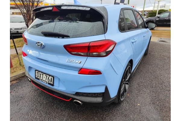 2018 Hyundai I30 PDe MY18 N Performance Hatchback Image 5