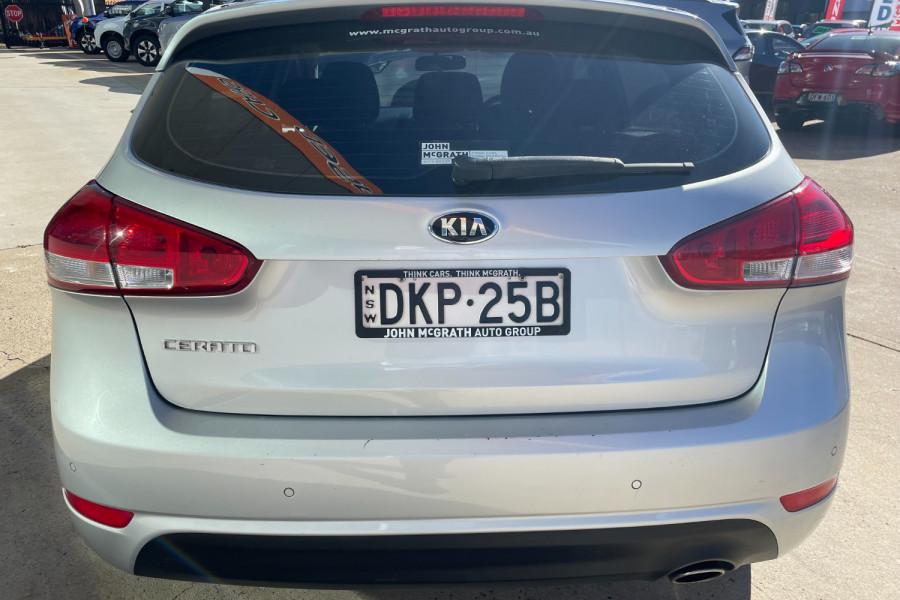 2016 Kia Cerato YD S Hatchback Image 6