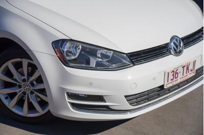 2013 Volkswagen Golf 7 110TDI Highline Hatchback Image 3