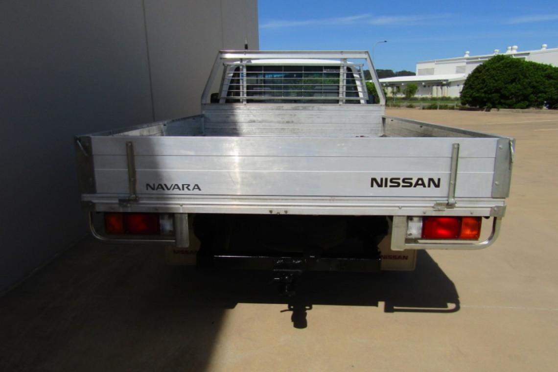 2009 MY08 Nissan Navara D22 MY2008 DX Cab chassis