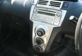 2007 Toyota Yaris NCP91R YRX Hatchback