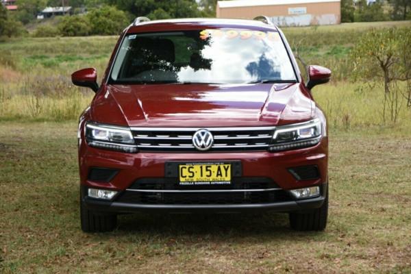 2016 MY17 Volkswagen Tiguan 5N MY17 140TDI Suv Image 3