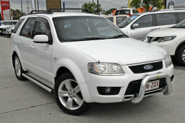 Ford Territory TS RWD Limited Edition SY MkII