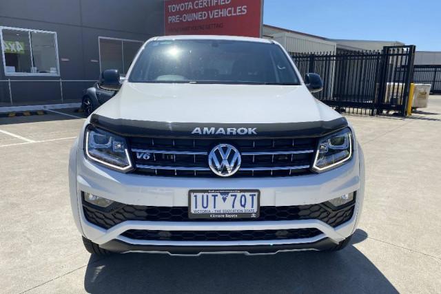 2021 Volkswagen Amarok TDI580 SE 4MOTION