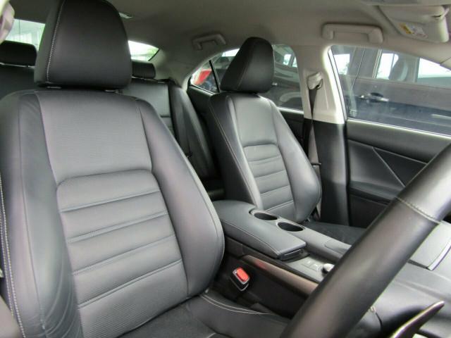 2014 Lexus IS GSE30R IS250 Luxury Sedan Mobile Image 23