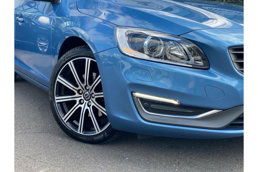 2015 Volvo S60 F Series MY15 T5 Adap Geartronic Luxury Sedan